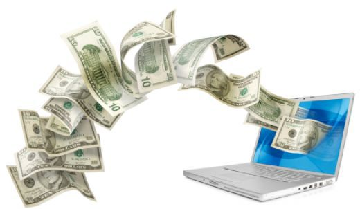 Earn money online working from home
