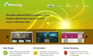 Download free css5 template
