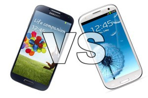 samsung glaxy s3 vs samsung galaxy s4 review
