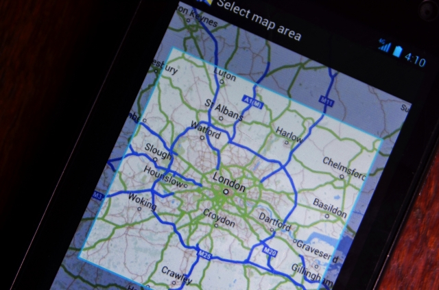 Mobile internet technology in cars