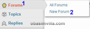 how to install a forum in wordpress