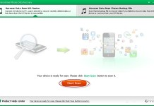 Tenorshare iPhone Data Recovery Giveaway