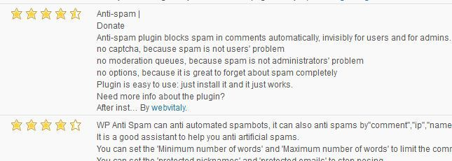 how to stop spam commments