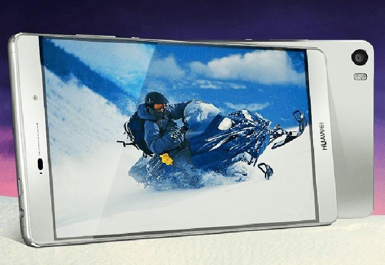 Huawei Bright Screen Property
