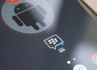 BBM video chat for Android