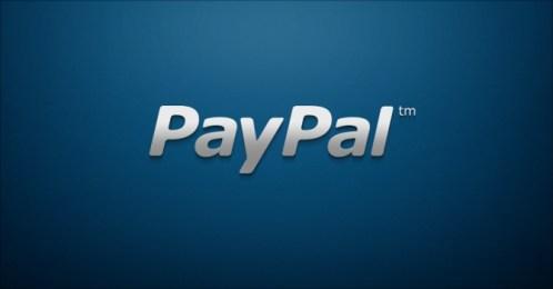 paypal method
