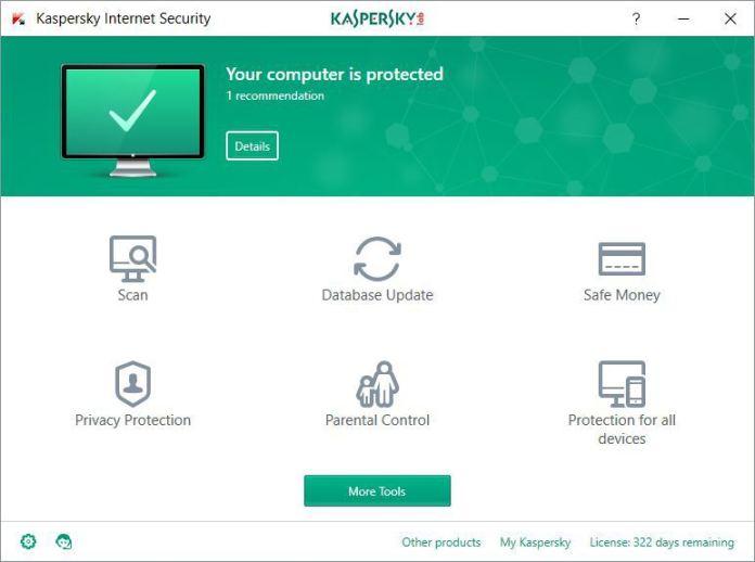 kaspersky internet security giveaway 2017