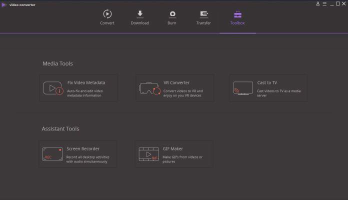 wondershare video converter ultimate v10