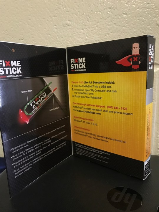FixMeStick review and verdict