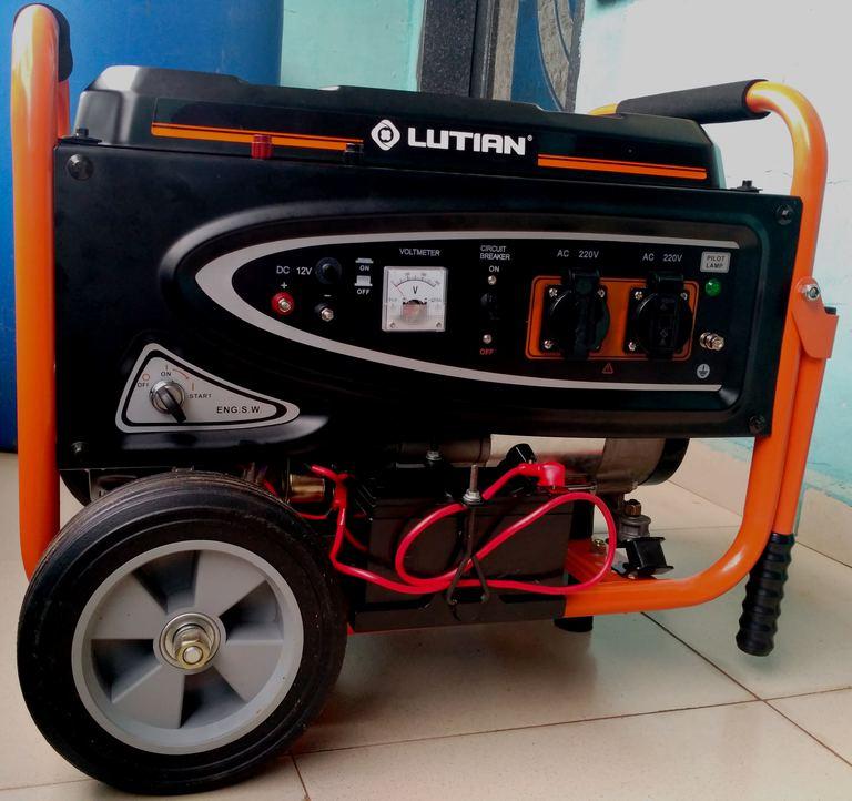 Lutian LT3900 Gasoline Generator