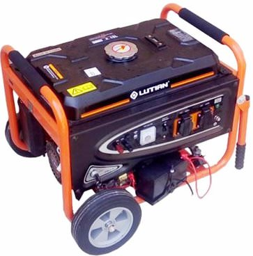 Lutian power generating set detailed review