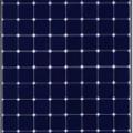 sunpower X solar panels