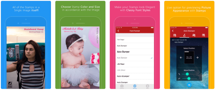 Auto Stamper Timestamp Camera App for Android Review