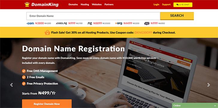 DomainKing.NG