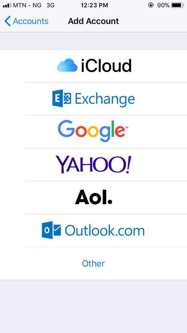 yahoo mail proxy