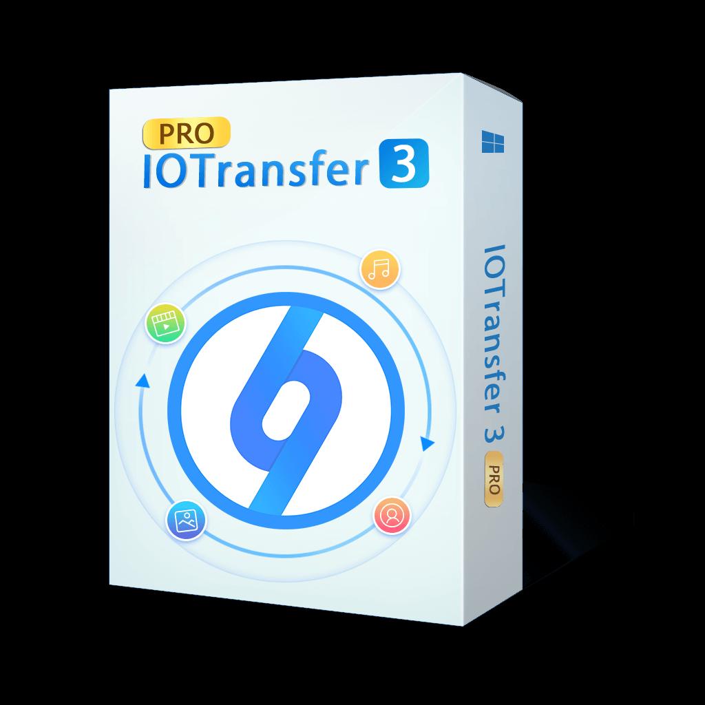 iOTransfer 3 Pro