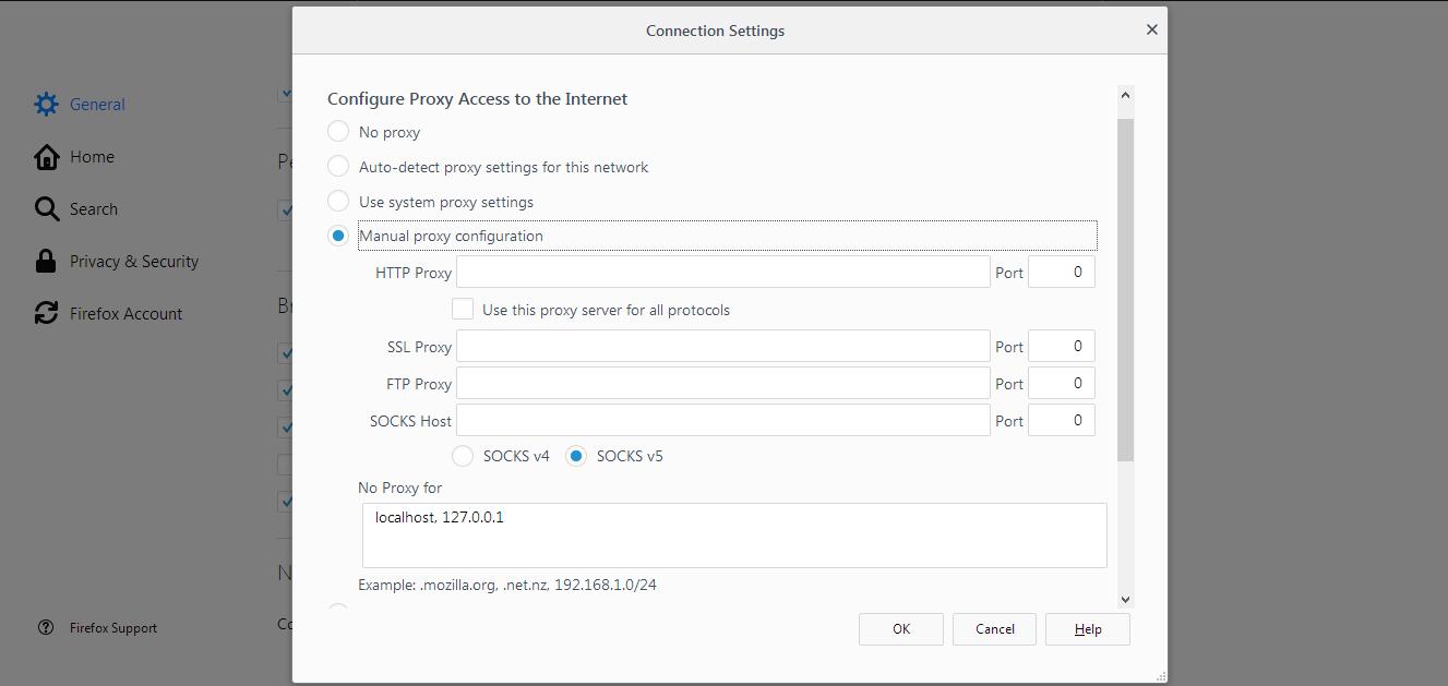 How to Set Proxy Server in Chrome, Firefox, Edge, Opera