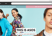 Asos: a UK online shopping site that ships to Nigeria