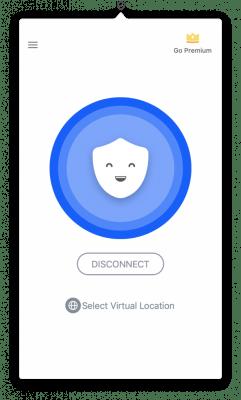 Betternet free VPN App