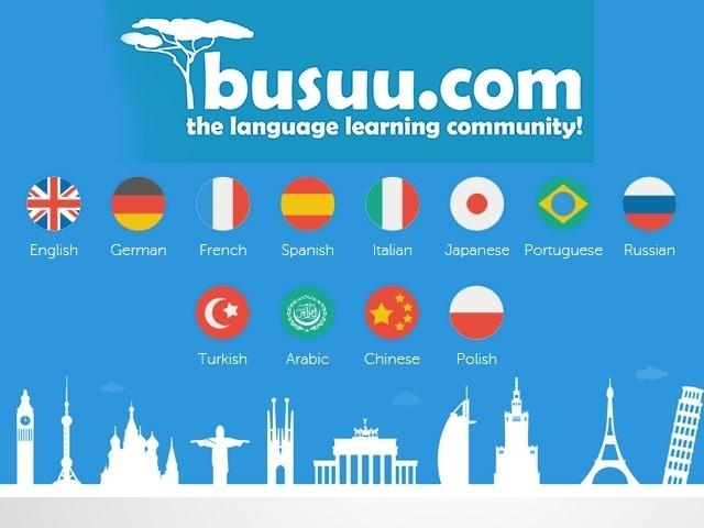 Busuu Language learning app review
