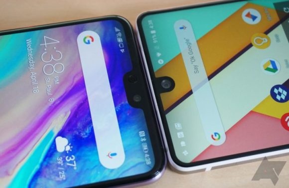 Android Flagship smartphones Features