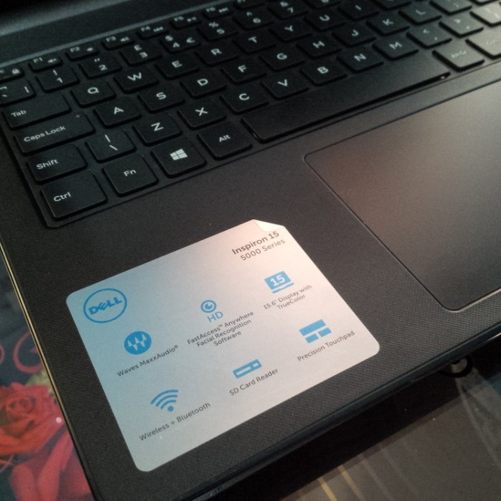 Dell Inspiron 15-5558 features