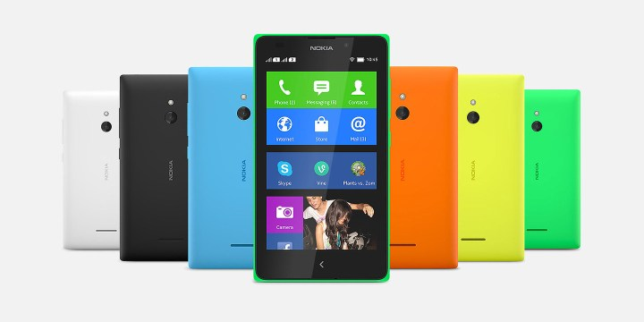 Nokia XL android phone review