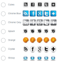 Ultimate Social Media Icons PLUS plugin for wordpress