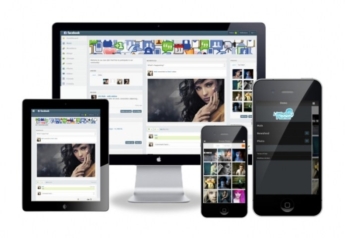 facebook go theme for oxwall