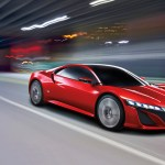 2015 Acura NSX New Concept Spotted! See Photos