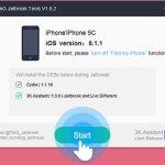 iOS Jailbreak: TaiG + 2 More Apps to Jailbreak all Versions (iPhone, iPad etc.)
