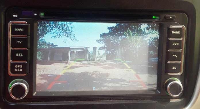 Universal multi-purpose DVD/TV player for cars