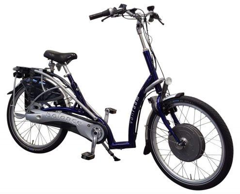 Seniorenfahrräder Balance von Van Raam