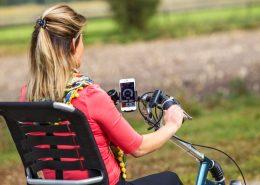 Van Raam Easy Rider Dreirad mit Elektromotor