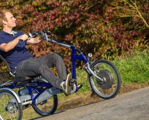 Easy Rider Dreirad mit E-Antrieb