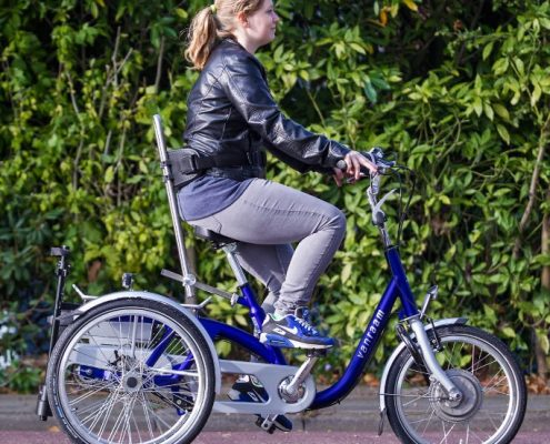 Van Raam Midi Dreirad für Kleinwüchsige