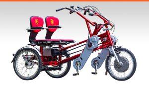 Van Raam Behindertenrad Behindertenräder Rollstuhlrad Rollstuhlräder Dreiradtandem Tandem Tandem Therapierad Therapieräder Seniorenrad Seniorenräder kaufen