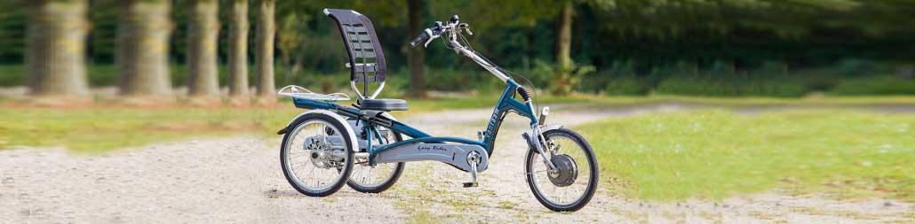 Van Raam Easy Rider Elektro Dreirad für Behinderte und Senioren