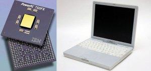 IBM PowerPC 750FX、iBook G3