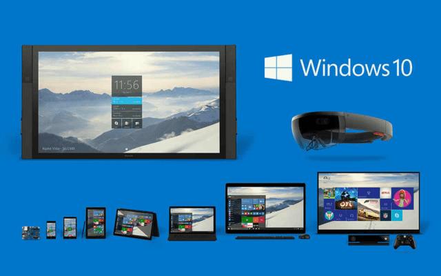 PC、スマートフォン、タブレット、XBOX、IoT機器まで一つOSに統合管理