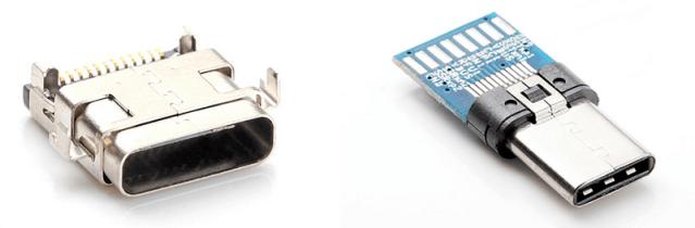USB3.1コネクト