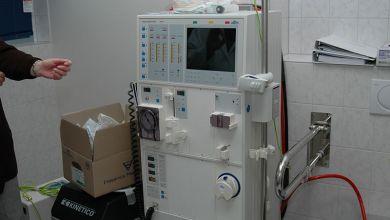 ماكينة الغسيل الكلوى