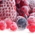 الفواكه المجمدة لها نفس الفوائد الطازجة اذا تم حفظها وهي تامة النضج