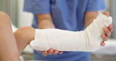 كيف يساعدك طبيبك علي ألتأم الكسور