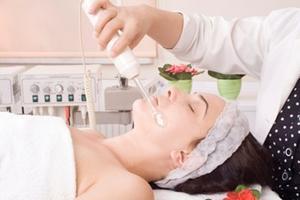 جهاز الاشعة فوق السمعية للتخلص من شعر الوجه