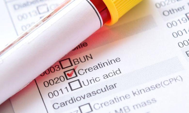 ماذا يأكل مريض ارتفاع الكرياتينين؟