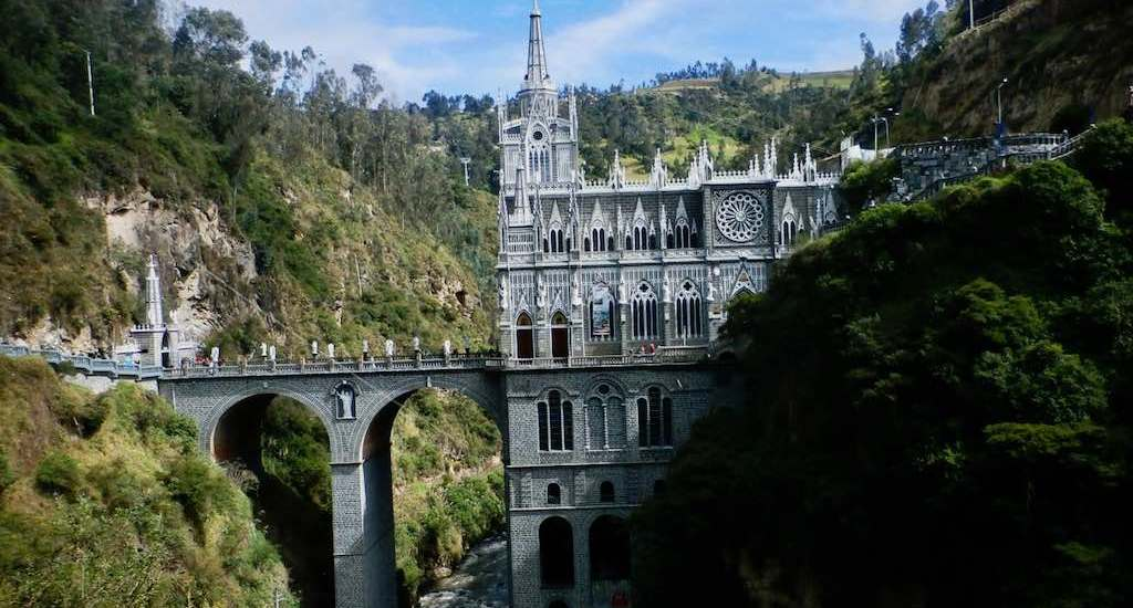 Ipiales, on the way from Cali to Quito