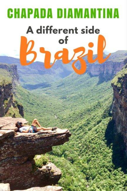 Check out this post on Chapada Diamantina and get to know a different side of Brazil. Far away from the vibrant cities and beaches, this place is simply breathtaking and should be on everyones list when visiting Brazil!