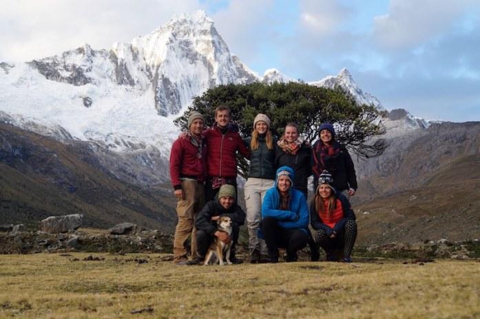Huaraz / Santa Cruz Trek