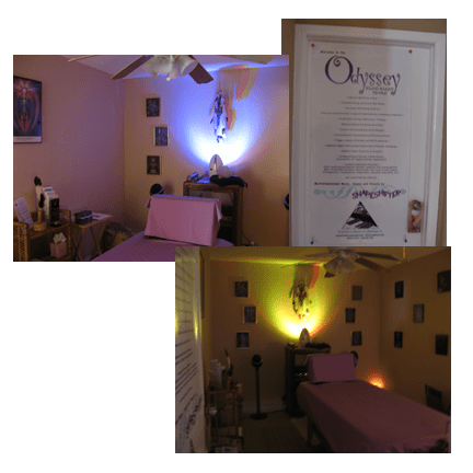 Odyssey Sound & Light Healing Temple